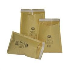 Jiffy Luftpolstertaschen , goldfarbig