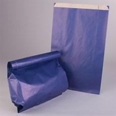 Extrastarke Papiertüten blau