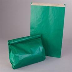 Extrastarke Papiertüten grün