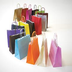 Exklusive Geschenktragetaschen aus Papier