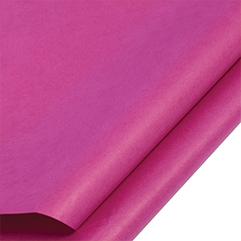 Seidenpapier, rosa