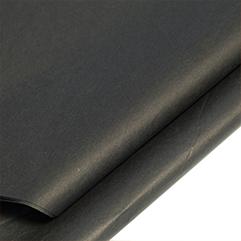 Seidenpapier, schwarz